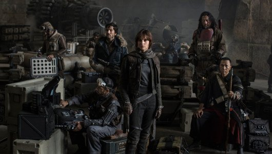 Rogue One A Star Wars Story trailer italiano