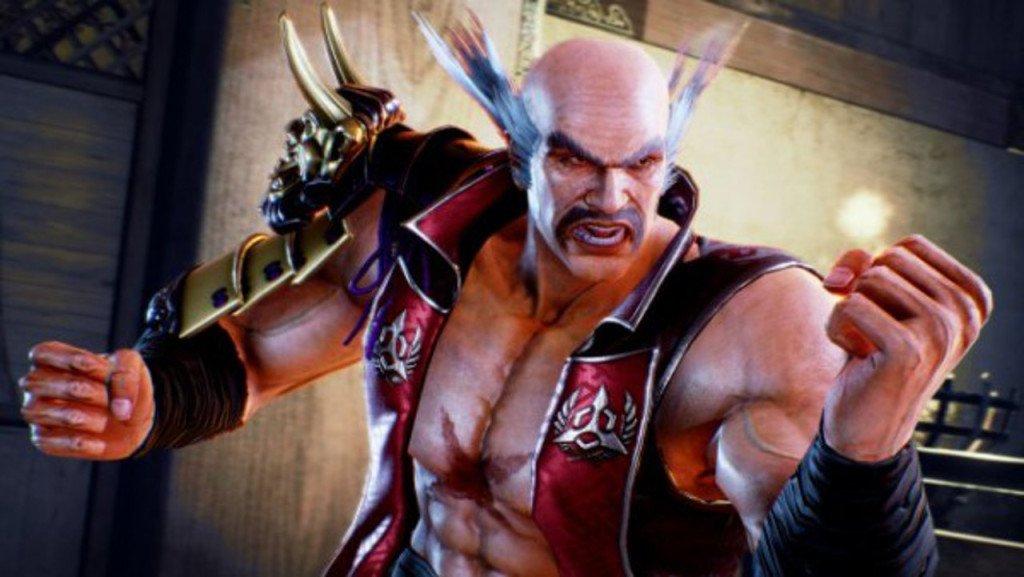 Tekken 7 ps4 pro