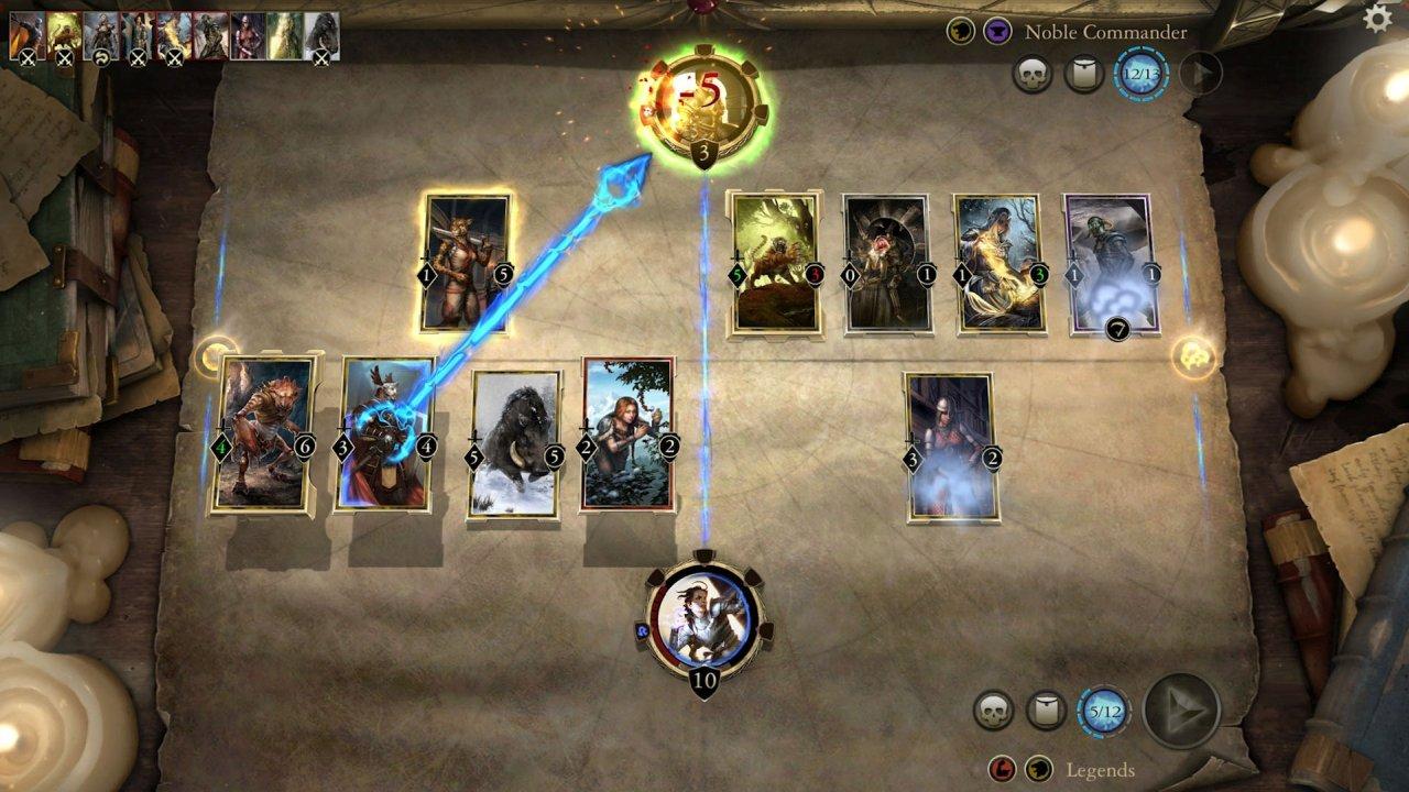The Elder Scrolls Legends: nuovi dettagli sulle meccaniche