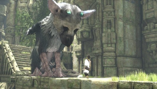 The Last Guardian unboxing collector's edition