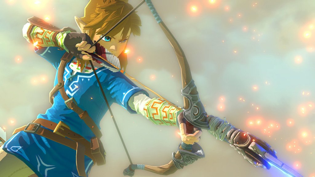 The Legend of Zelda breath of the wild nintendo dice awards