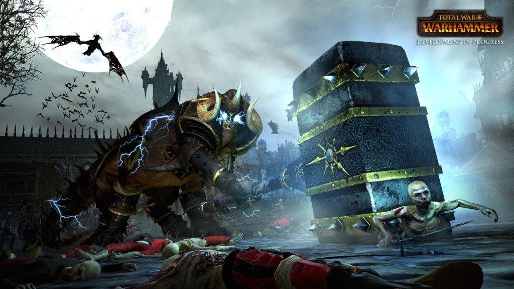 Total War Warhammer DLC Chaos Warriors