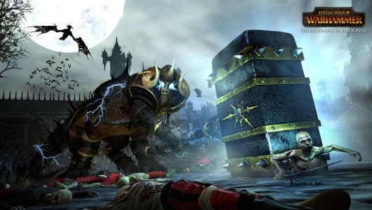 Total War Warhammer: un nuovo gameplay per i Chaos Warriors