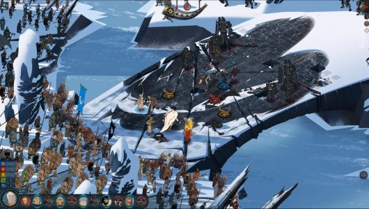 The Banner Saga Trilogy: Bonus Edition sarà disponibile da domani