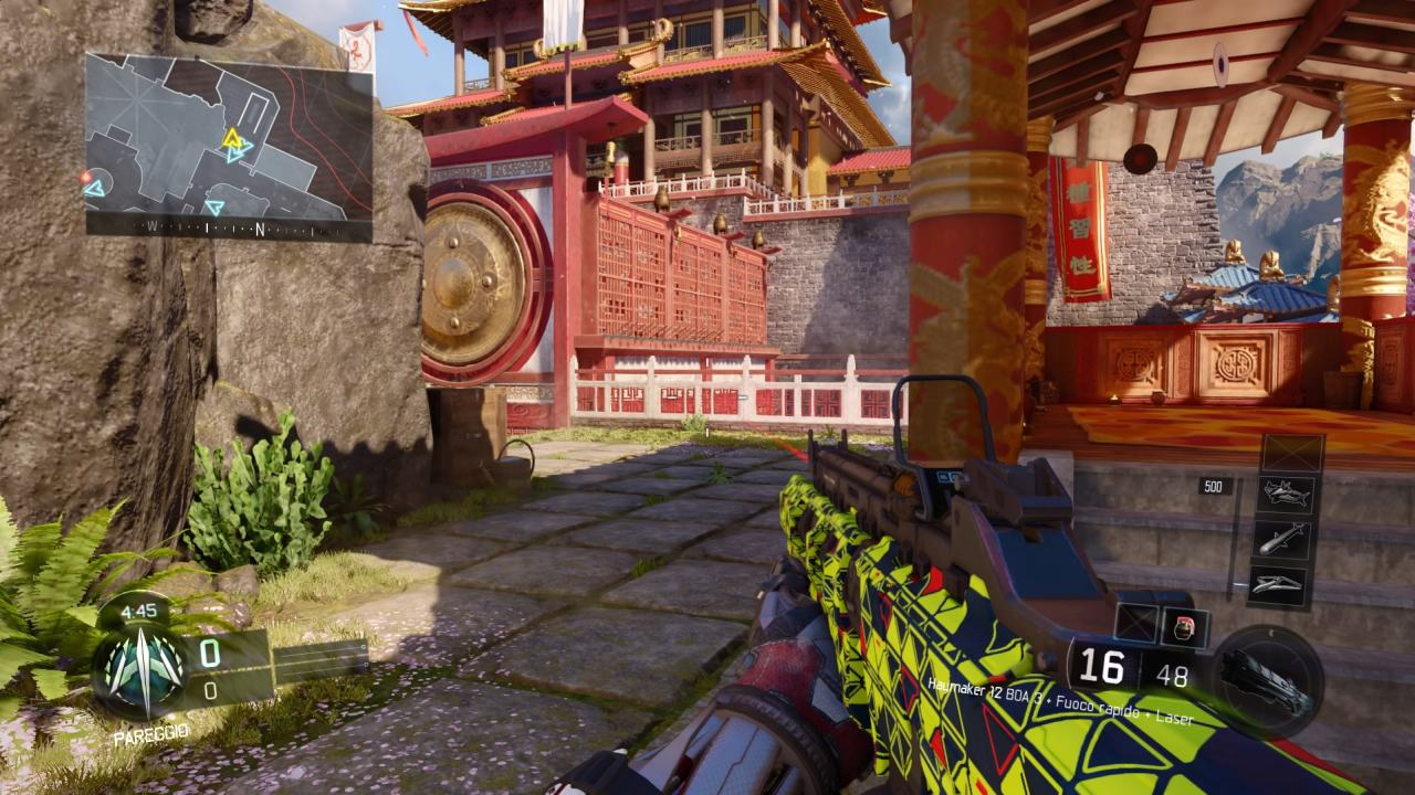 call of duty black ops 3 eclipse dlc recensione
