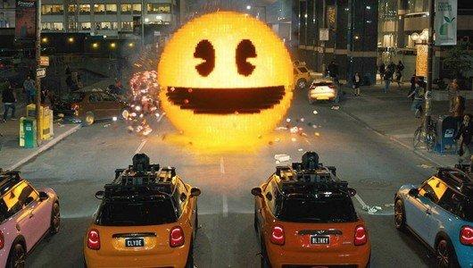 cinema videogiochi pixels editoriale