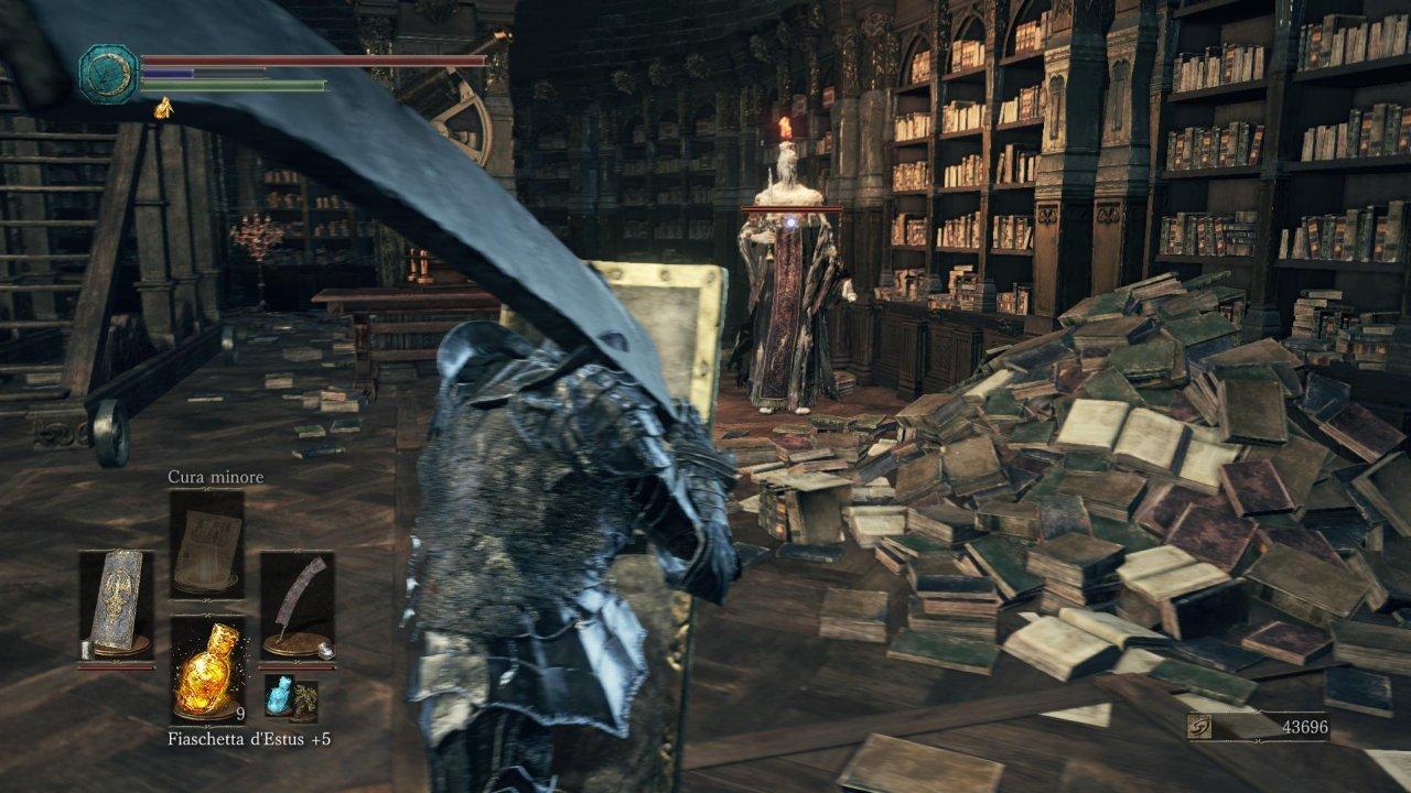 Dark Souls 3: Miyazaki rivela informazioni sui nuovi contenuti