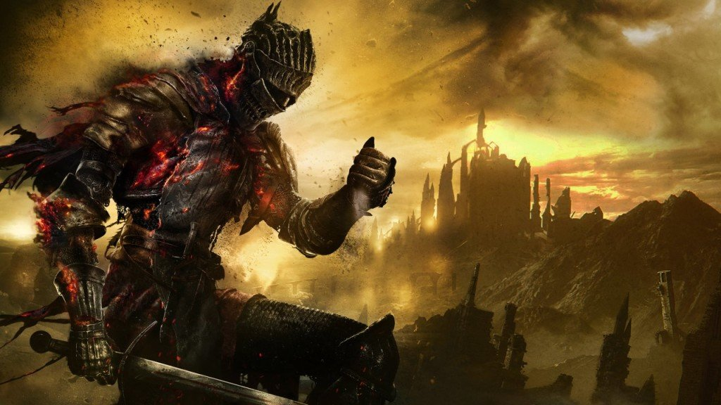 Dark Souls III dark souls trilogy