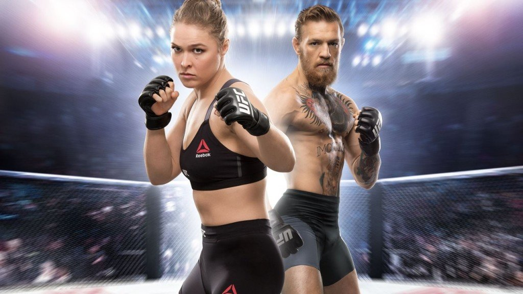 ea sports ufc 2 immagine hub