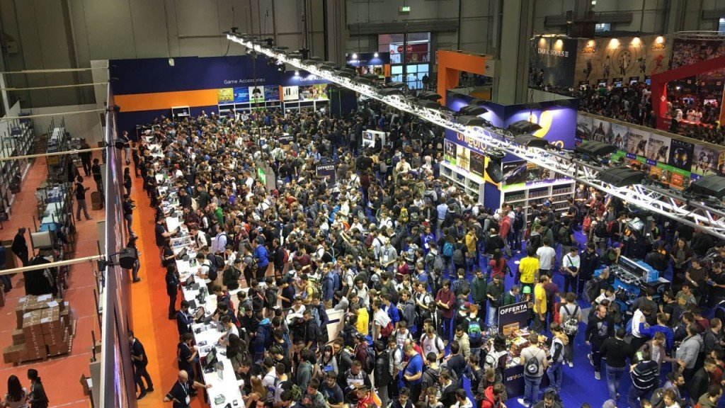Milan Games Week 2018 date