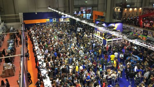 Milan Games Week 2018 date
