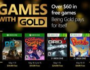 Games with Gold: svelata la line-up di maggio