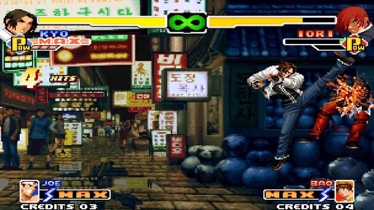 The King of Fighters 2000 arriverà a breve su PS4
