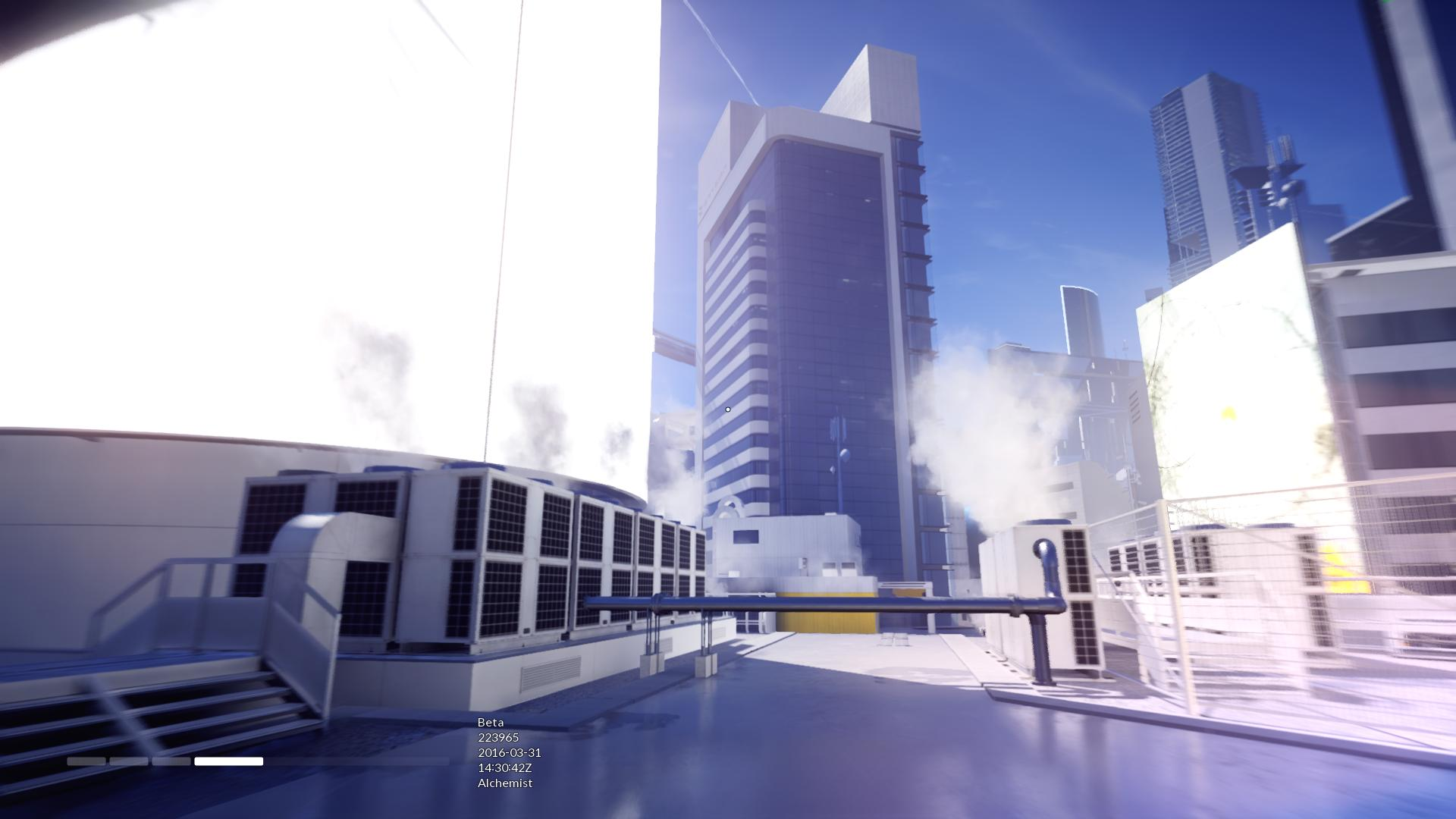 mirror edge catalyst beta anteprima