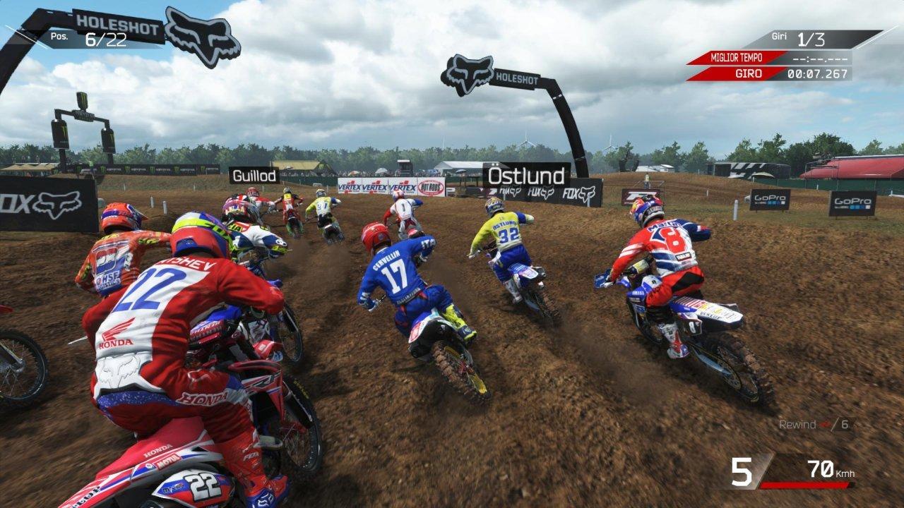 Mxgp2 Xbox One Pc Ps4 Recensione The Games Machine Game Mx Gp 2 Milestone Annuncia La Versione Compact Di