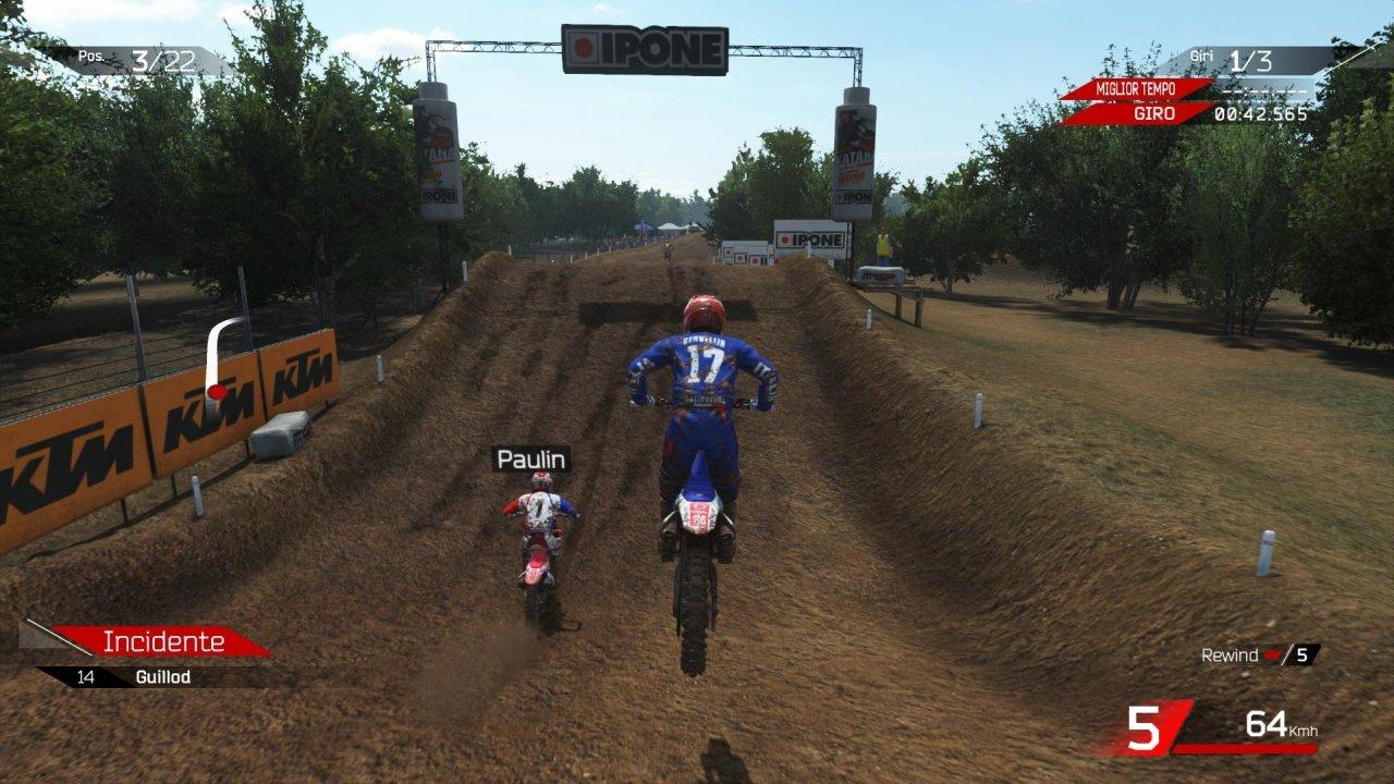 Mxgp2 Xbox One Pc Ps4 Recensione The Games Machine Game Mx Gp 2