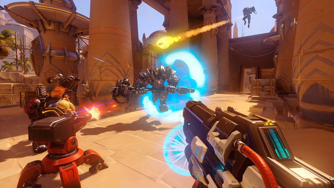 Overwatch: annunciata una data per la beta finale