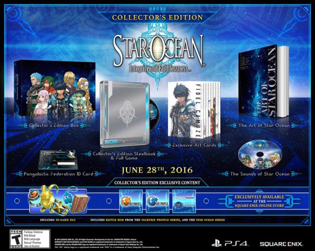 Star Ocean 5: data d'uscita europea svelata