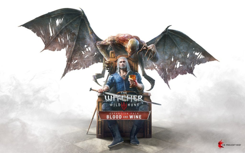 The Witcher 3 Blood and Wine data uscita