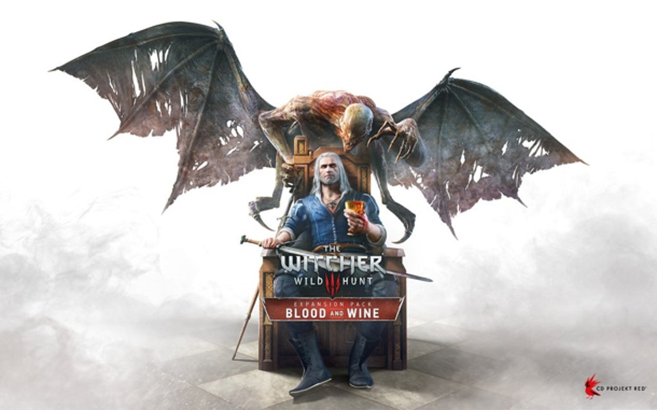 The Witcher 3: svelata la cover art di Blood and Wine