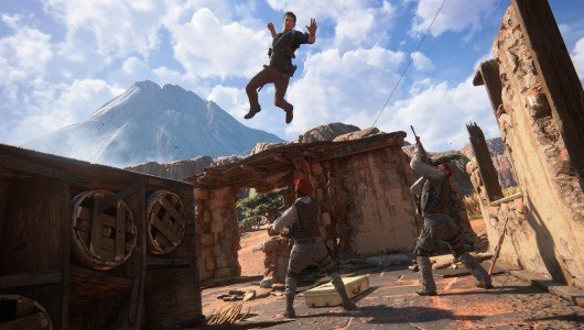 uncharted 4 patch day one