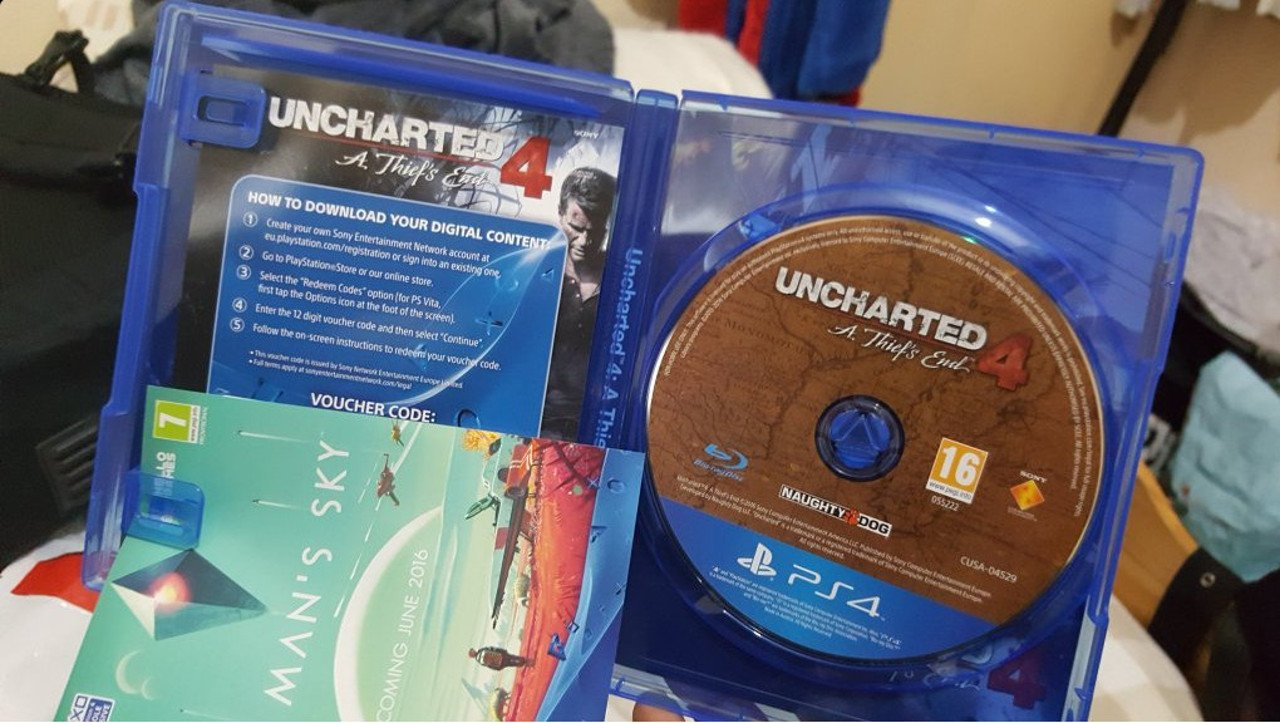 Uncharted 4: già rotto il day one in UK