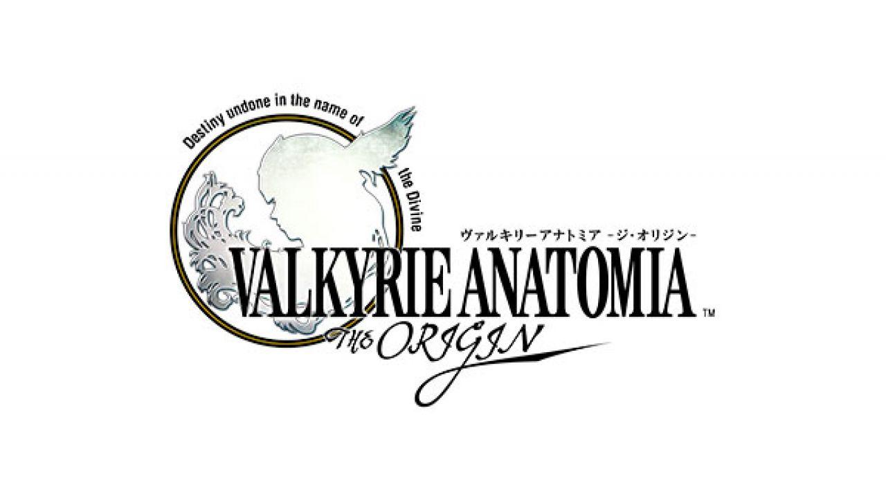Valkyrie Anatomia The Origin annunciato da Square Enix