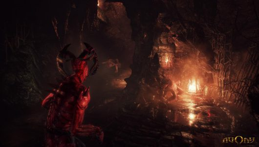 Agony trailer gameplay e3 2017