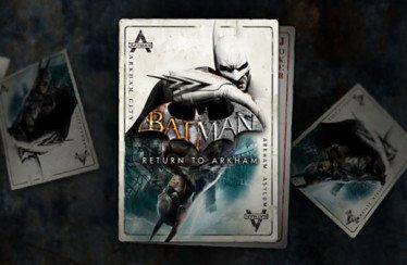 Batman Return to Arkham trailer lancio