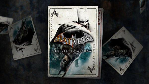 Batman Return to Arkham rinviato