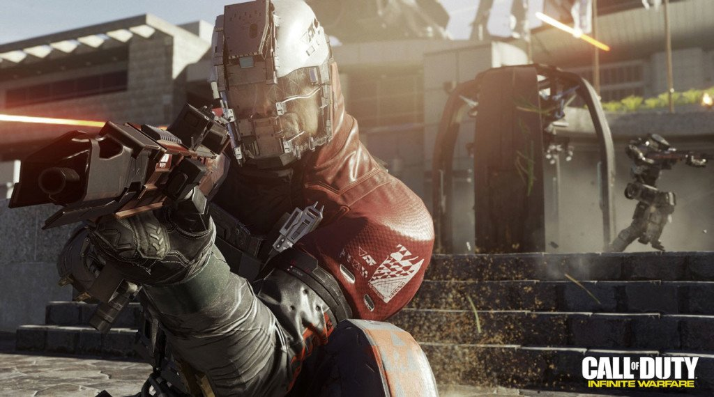 Call of Duty Infinite Warfare pre-load beta ps4