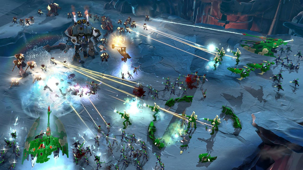 Dawn of War III: annunciata la data ufficiale per l'open beta
