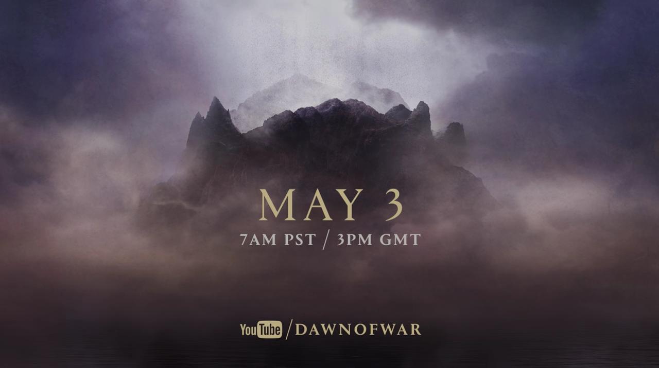 Dawn of War: annunciato un nuovo capitolo della serie