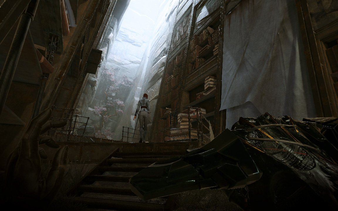 Dishonored Death of the Outsider screenshot PC PS4 Xbox One