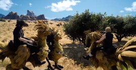 Final Fantasy XV pc level editor