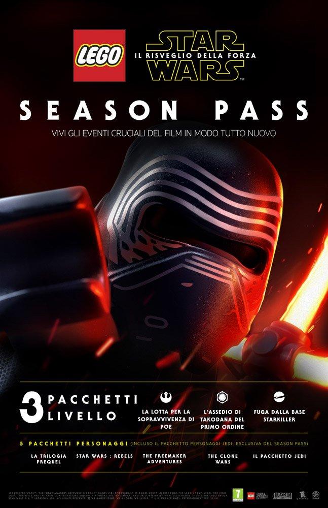 LEGO Star Wars Il Risveglio della Forza Season Pass 2