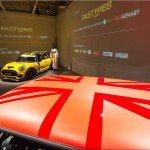 Xbox scende in pista al MINI Challenge 2016