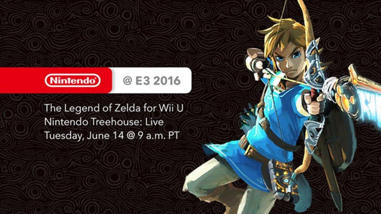 Nintendo svela ufficialmente i suoi piani per l'E3 2016