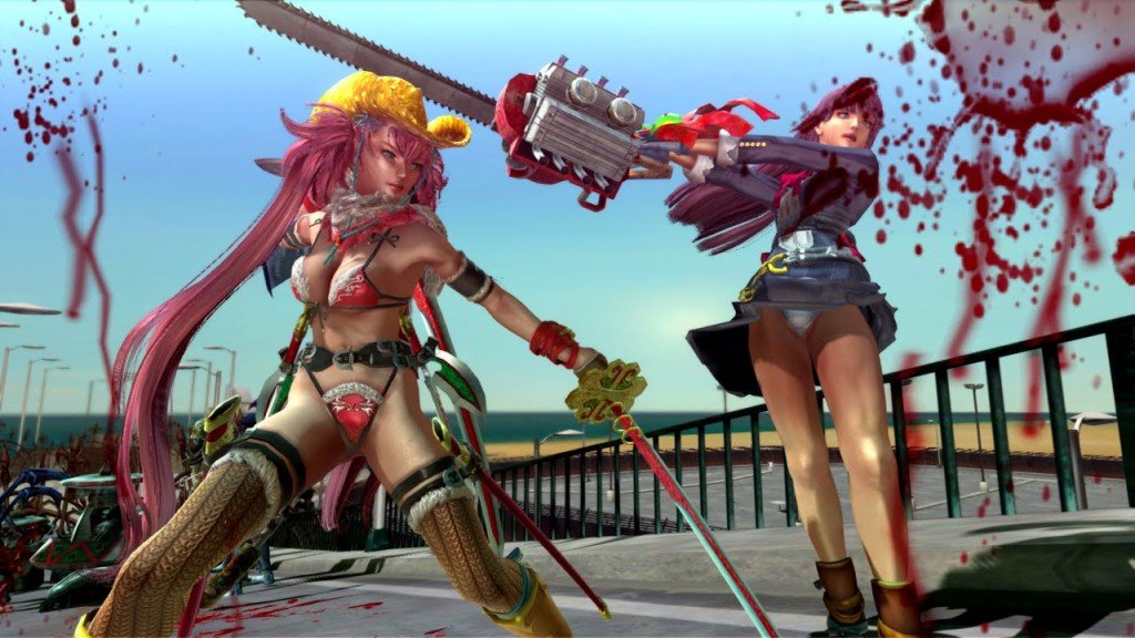 Onechanbara Z2 Chaos steam