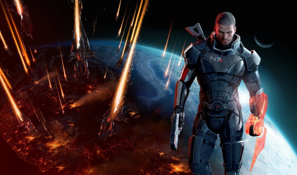 Mass Effect Origin Access EA Access