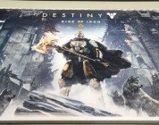 Rise of Iron trademark Destiny poster