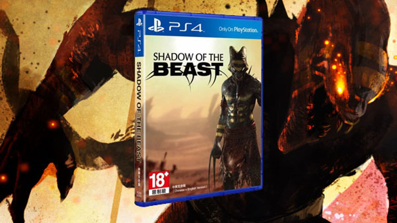 Shadow of the Beast avrà una versione fisica