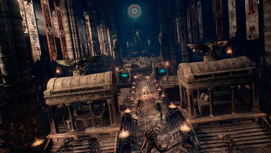 space hulk deathwing trailer gamescom