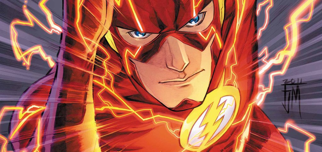 The Flash Seth Grahame-Smith regia