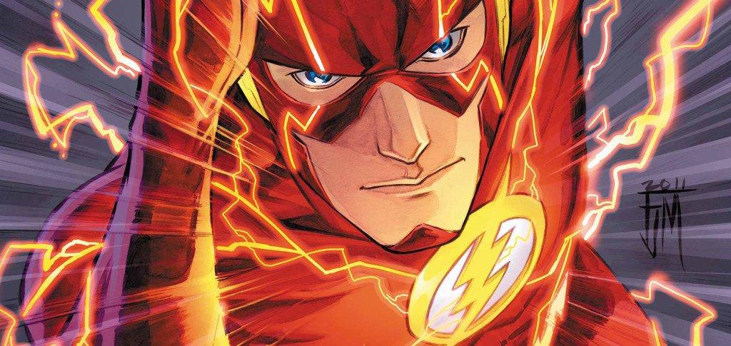the flash regista