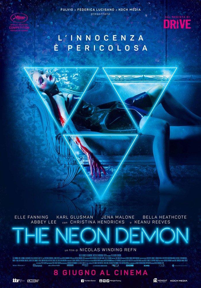 The Neon Demon data uscita locandina