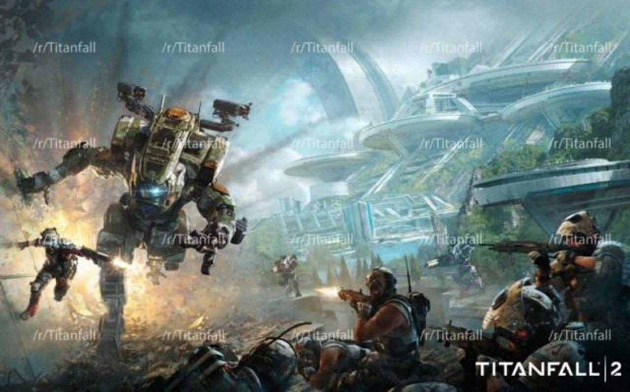 Titanfall 2: trapelati numerosi dettagli