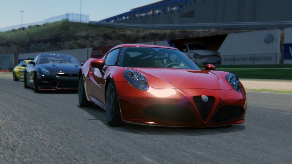 Assetto Corsa deals with gold