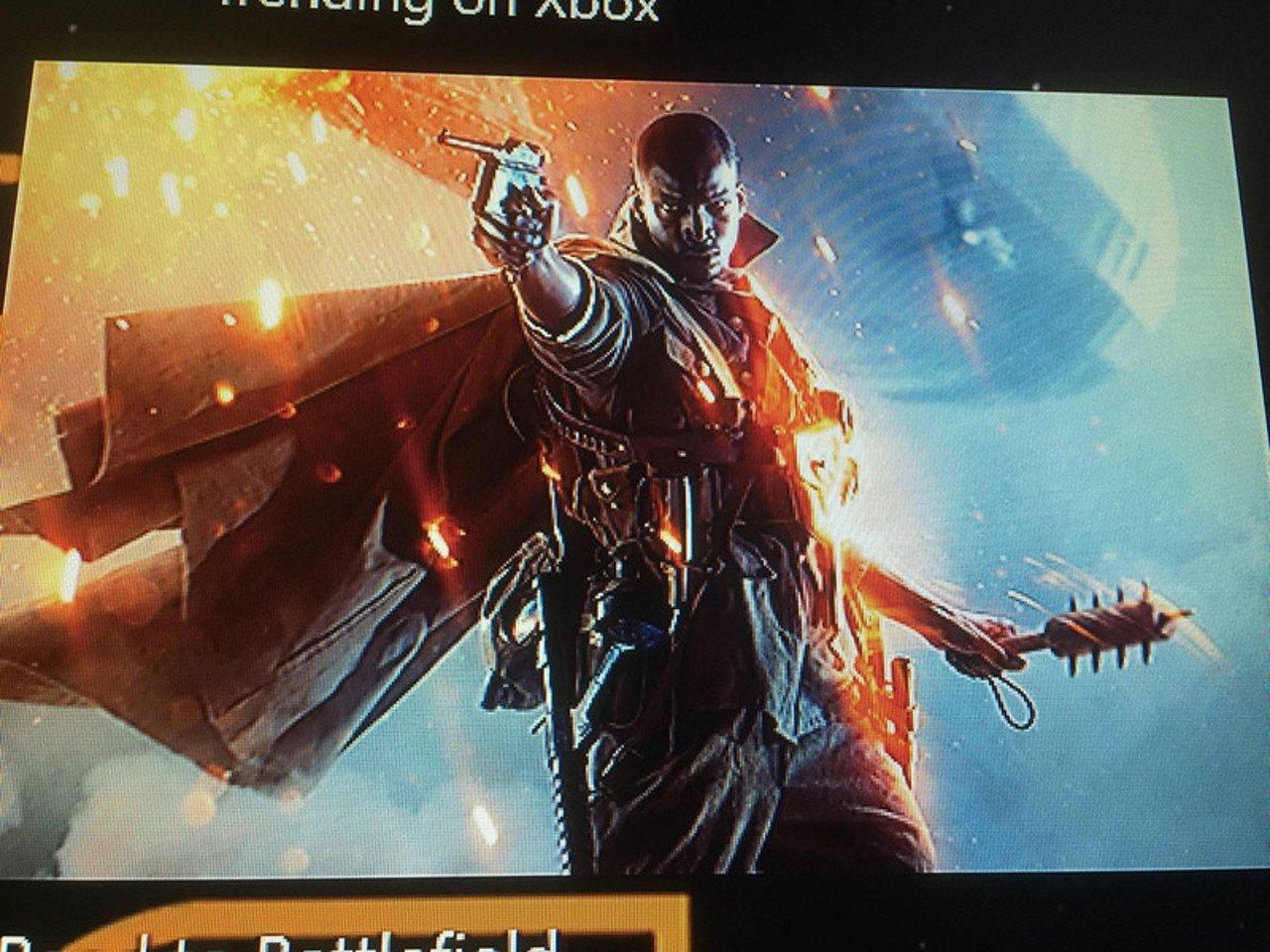 Battlefield 5: trapelato uno screen su Xbox One