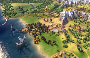 Civilization vi rise and fall video